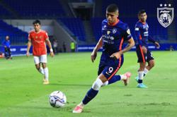 Malaysia Cup: JDT off to a winning start