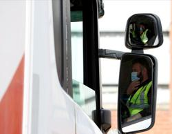 British truckers: Life on the road with people smugglers, fuel thieves and few toilets