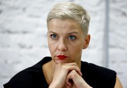 Jailed Belarusian opponent Kolesnikova wins European rights award