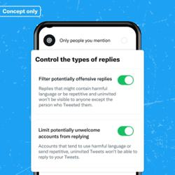 Twitter wants to help you alleviate the stress of negative comments with these new tools