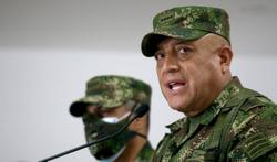 At least 10 FARC dissidents killed in Colombia bombing, military says
