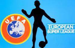 Soccer-UEFA nullify proceedings against Super League rebels