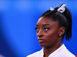 Gymnastics-Biles says she should have quit before Tokyo Games