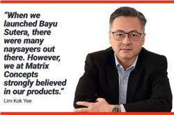 Matrix Concepts development in Negri Sembilan a roaring success