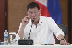 Majority of Filipinos say Duterte's VP run violates law: Poll