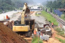 Gemas-JB electrified double track project will create job opportunities for locals, says Tampin MP
