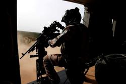 Pentagon chief tells French counterpart U.S. supports Sahel mission