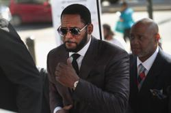 R. Kelly, the disgraced R&B star convicted in sex trafficking trial
