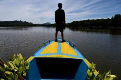 Saving one of the earth's green lungs - Indonesia's mangrove forests