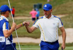 Golf-Westwood would revert to four captain's picks if chosen to lead Ryder Cup team