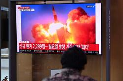 N. Korea fires unidentified projectile, criticises US 'hostile' policy (update)