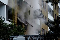 Swedish police probe Gothenburg blast, three in intensive care