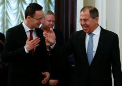 Hungary, Ukraine summon ambassadors over Russian gas supply deal spat