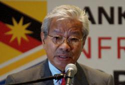 Covid-19: Sarawak Deputy CM James Masing tests positive