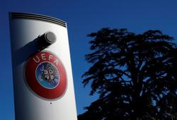 Soccer-UEFA seeks recusal of Madrid court judge in Super League case