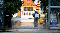Cambodian monks council support major festival halt as Covid-19 cases continue to rise in country