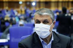 Iran's Eslami in Moscow for nuclear cooperation talks -report