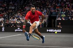 Tennis-Australian Kyrgios to undergo treatment to fix knee issue