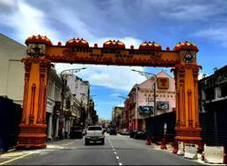 New arch in Little India a unity symbol, says Melaka CM