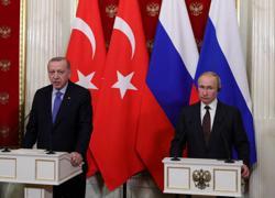 Turkey to press Russia to restore calm in Syria's Idlib