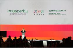 Climate action a responsibility that businesses must take, says Singapore President