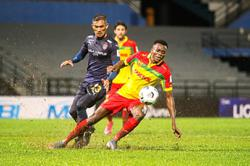 For Ayimbila, it's just a question of when Selangor will rise again