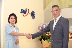 Badminton still top priority for businesswoman Liu Ying