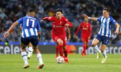Soccer-Salah strikes twice as Liverpool thrash injury-hit Porto