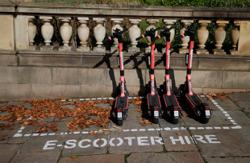 British government seeks crackdown on criminals using e-scooters