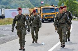 Evoking WW2, EU Commission chief urges Kosovo-Serbia reconciliation