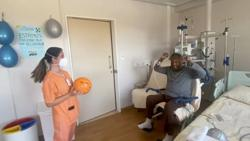 Pele set to leave hospital after colon op, daughter says