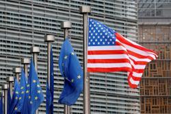 EU backs U.S. tech trade declaration after French concerns