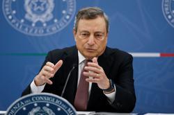 Italy's Draghi to meet Greta Thunberg at Milan climate talks