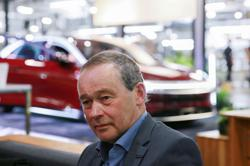 Electric car maker Lucid on track for 2022 production target, CEO says