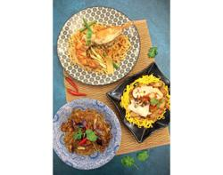 Oodles of Asian noodle dishes at PJ restaurant next month