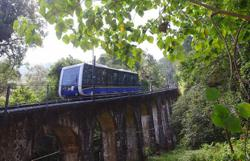 Penang Hill funicular train service reopens to visitors from Friday (Oct 1)
