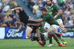 Rugby-All Blacks seek perfection as Argentina limp to finish