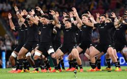 Factbox-Rugby-South Africa v New Zealand - Rugby Championship