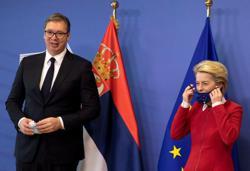 European Commission chief seeks to reassure Serbia over EU bid