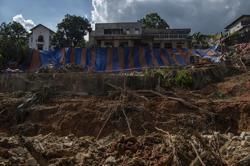 Kemensah Heights landslide area still classified as danger zone, says Selangor MB