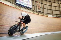 Cycling-Britain's Lowden breaks women's Hour record