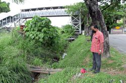 Taman Melawis residents want monsoon drains desilted to prevent flash floods