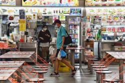 Singapore govt advises seniors to avoid dining at hawker centres and opt for take away food instead