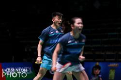 Fighting Malaysia stun mighty Indonesia to reach Sudirman Cup semi-finals