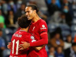 Soccer-More to come from me, says Liverpool's van Dijk