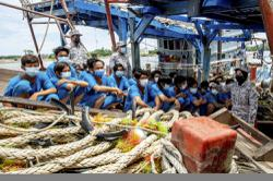 MMEA detains two Vietnamese boats including 14-year-old crew member