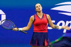 Tennis-Sabalenka tests positive for COVID-19, out of Indian Wells