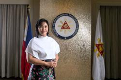 Philippines veep and Duterte rival - Leni Robredo - to decide soon on presidential bid