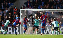 Soccer-Palace fight back to secure 2-2 draw with Leicester