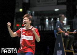 Another smashing show as China sweep Sudirman Cup title for 12th time